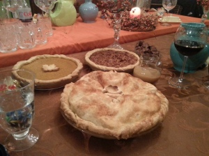 This Year's Pies!