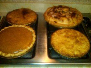 Last Year's Pies
